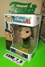 Funko Pop! Disney Kuzco Llama Emperor's New Groove Hot Topic Exclusive # 361 New