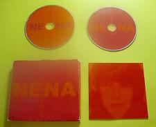 """2 CDs """" NENA - WILLST DU MIT MIR GEHN """" 20 SONGS (LIEBE IST)"""