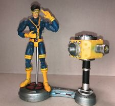 toy biz JIM LEE CYCLOPS Series 1 X-MEN CLASSICS Marvel Legends 2006 6in. #3882