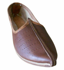 Casual Men Shoes Handmade Flip-Flops Genuine Leather Indian Mojaries Us 8/12