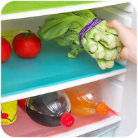 Multifunction Refrigerator Mat Fridge Anti-fouling Anti Frost Waterproof Pad nw