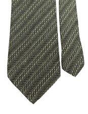 "Enrico Venturi Men's 100% Silk Woven Geometric Neck Tie Gold Multi 4"" x 58"""