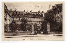 GENDARMERIE CPA 14 CAEN la gendarmerie  N° 5