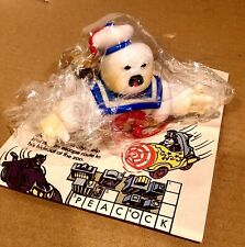 BRAND HILL STAY PUFT MARSHMALLOW MAN VINYL TOY GHOSTBUSTERS PEEKS S'MORE *NEW*
