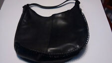 Target - Large Black Woman's Purse with design on edges.