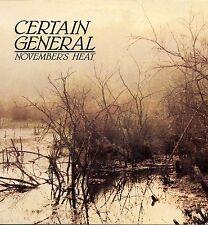 "CERTAIN GENERAL ""NOVEMBER'S HEAT"" ORIG FR 1985 IAS"