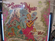 The Sound of Music (Peter Pan Records) sealed 1970s kids album