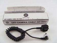 Minolta OC-1100  TTL Flash Sync Cord