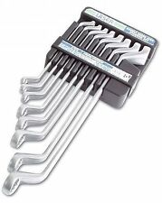 Laser 3457A Spanner Tool Garage Equipment Set Double Ended Ring 8 Piece
