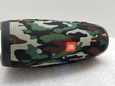 JBL Charge 3 Waterproof Portable Bluetooth Speaker - Camouflage