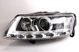 TYC Headlight D3S LED Left For AUDI A6 Allroad Avant 4F C6 RS6 S6 4F0941029FD