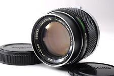 [Rare!]Olympus M-system E.Zuiko Auto-T 100mm f/2.8 Lens -NearMint From Japan F/S