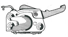Serratura porta sx Fiat 127