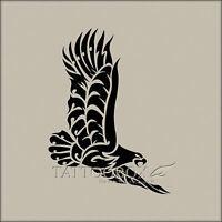 Reusable airbrush stencils templates - Eagle 2 (Large size)