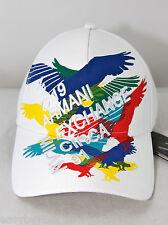 Armani Exchange A|X Baseball Eagle Hat One Size Brand New Autentic