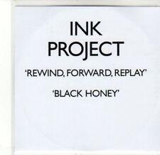 (CA691) Ink Project, Rewind Forward Replay / Black Honey - DJ CD