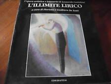 L'ILLIMITE LIRICO, Leonardo Castellani,1994 edigrafital