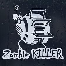 Zombie Response Outbreak Killer Gun Car Windscreen Laptop Decal Vinyl Sticker