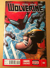 WOLVERINE (2014) #2 1st PRINT NEAR MINT CORNELL STEGMAN ALL-NEW MARVEL NOW!