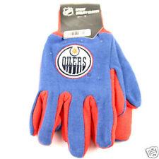 Edmonton Oilers Sport Utility Work Gloves