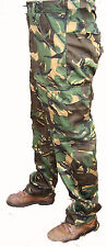 CARGO CAMO COMBAT MENS ARMY WORK TROUSERS 30 - 54 waist strong tough great price