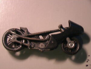 Batman VINTAGE 1976 Batbike Corgi Juniors Die-Cast Incomplete C-5 METAL DC!!!!!!