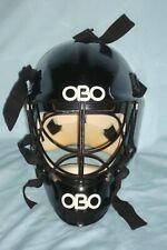 New listing OBO Poly P Field Hockey Goalie Helmet - Medium - with a Grays neckguard
