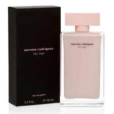 Narciso Rodriguez For Her 3.3 / 3.4 Oz EDP Spray NIB Sealed Perfume For Women