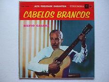 SILVIO CALDAS - CABELOS BRANCOS LP 1957 COLUMBIA 6-EYES BRAZIL SERESTA MPB SAMBA