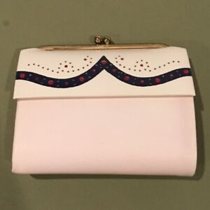 NEW & Vintage Lady Buxton Leather Wallet