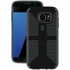 Auth Speck Candyshell Grip Samsung Galaxy S7 Case hard Cover Shell BLACK