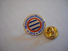 a1 MONTPELLIER HERAULT FC club spilla football calcio pins francia france