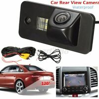 Car Rear View Camera CCd Reverse For Audi A3 A4 A5 A6 A8 Q7 A6l S4 RS4 S5