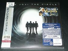 Bon Jovi The Circle Japan CD+DVD W/OBI