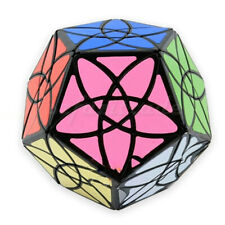 Bauhinia Flower Dodecahedron Magic Cube Puzzle Speed Cubes Stress Relief Kid Toy
