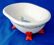1989 NABCO Muffy VanderBear accessory Splish Splash bath tub The Bathtime Collec