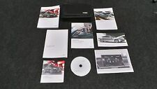 Audi RS7 4G Document Kit Operating Instructions Certified Service Book Plan