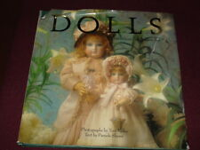 """Fabulous book """"DOLLS ~ Portraits From The Golden Age"""" all color photos!  NICE!"""