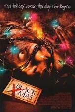 BLACK CHRISTMAS Movie POSTER 27x40 Katie Cassidy Michelle Trachtenberg Kristen