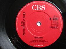 The Psychedelic furs -  Heart beat /  Heaven 1984 7'' Vinyl CBS 4300