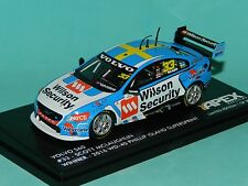 Apex Replicas 1/43 Volvo S60 #33 Scott McLaughlan Winner Phillip Island 2016 MIB