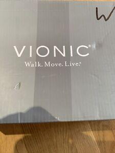 VIONIC Indulge 'Gemma' Pink Orthotic Slippers Mules