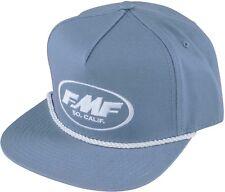 FMF Scrub Snapback Hat-Blue Slate - Mens ea844a680bd0
