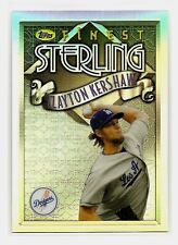 Clayton Kershaw Dodgers 2014 Topps Finest Sterling Refractor #TS-CK Mint