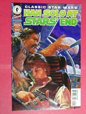CLASSIC STAR WARS - HAN SOLO AT STARS END  #1-3 SET  3 BOOKS (9.4 NM) DARK HORSE
