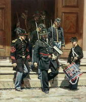 """""""Trial of a Traitor"""" Don Stivers Limited Edition Civil War Giclee Print"""
