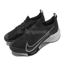 Nike Air Zoom темп следующий% Fk Flyknit черный белый мужские беговые кроссовки CI9923-005
