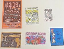 Vintage RAVE - FEEL-X, CANADAZE, CAT IN THE HAT, CANDY LAND, WONKA (LOT 113)