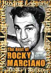 Rocky Marciano, Best of  - Black & White Documentary DVD
