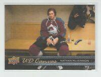 (70099) 2014-15 UPPER DECK CANVAS NATHAN MacKINNON #C23